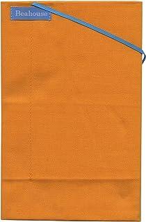 フリーサイズブックカバー(文庫-A5サイズ対応)【パーシモン】 FSB-049PPS
