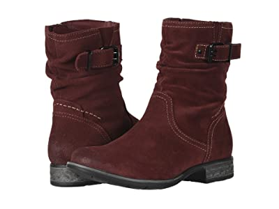 Earth Beaufort (Garnet Suede) Women