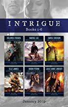 Intrigue Box Set 1-6/Lawman with a Cause/Missing in Conard County/Delta Force Die Hard/Six Minutes to Midnight/Last Stand in Texas/Shadow Point (The Lawmen of McCall Canyon)