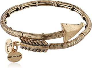 Love Struck Arrow Wrap Rafaelian Bangle Bracelet