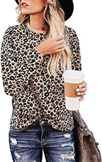 Tkria Women's V Neck Long Sleeve Waffle Knit Top Off Shoulder Pullover Sweater