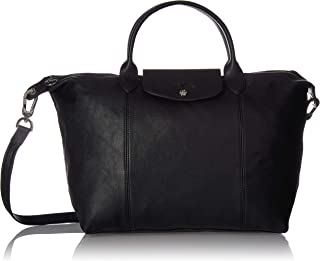 longchamp cuir small size