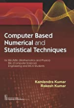 Best computer based numerical and statistical techniques books Reviews