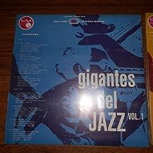 Gigantes Del Jazz (Jazz Giants) Vol 1 to 6 (6 Lp Collection) Various Artists -- Vinyl