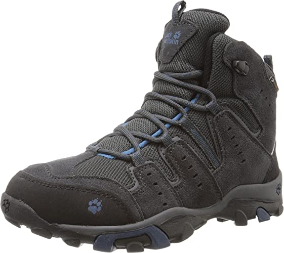 Jack Wolfskin Texapore MTN Storm Mid b gris