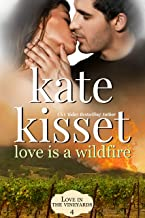 Love is a Wildfire: Enemies to Lovers Romance, Second Chance Romance, Female Firefighter Romance (A Love in the Vineyards ...