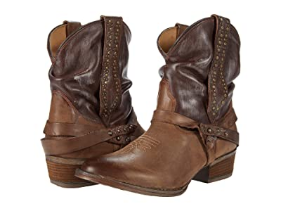 Corral Boots Q0172 (Brown) Women