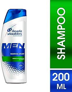 Shampoo Head & Shoulders Menthol Sport Men 200ml