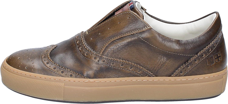 D'ACQUASPARTA Oxfords-shoes Mens Leather Green