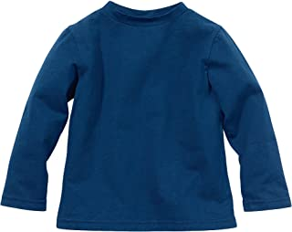 Bug Smarties Long Sleeve Cotton Crew Neck Shirt with Insect Shield, Ages 2-8