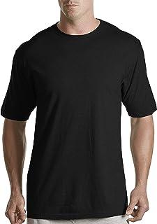 Harbor Bay by DXL Big and Tall 3-pk. Color Crewneck T-Shirts