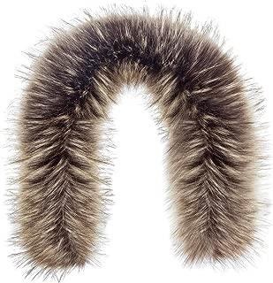 Best detachable faux fur collar Reviews
