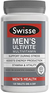 Swisse Mens Ultivite F1 120 Tablets