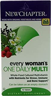 New Chapter, Every Woman One Daily, 72 Tablets