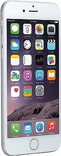 Apple iPhone 6 Silver 16GB SIM-Free Smartphone (Renewed)