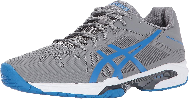 ASICS Mens Gel-Solution Speed 3 Tennis shoes