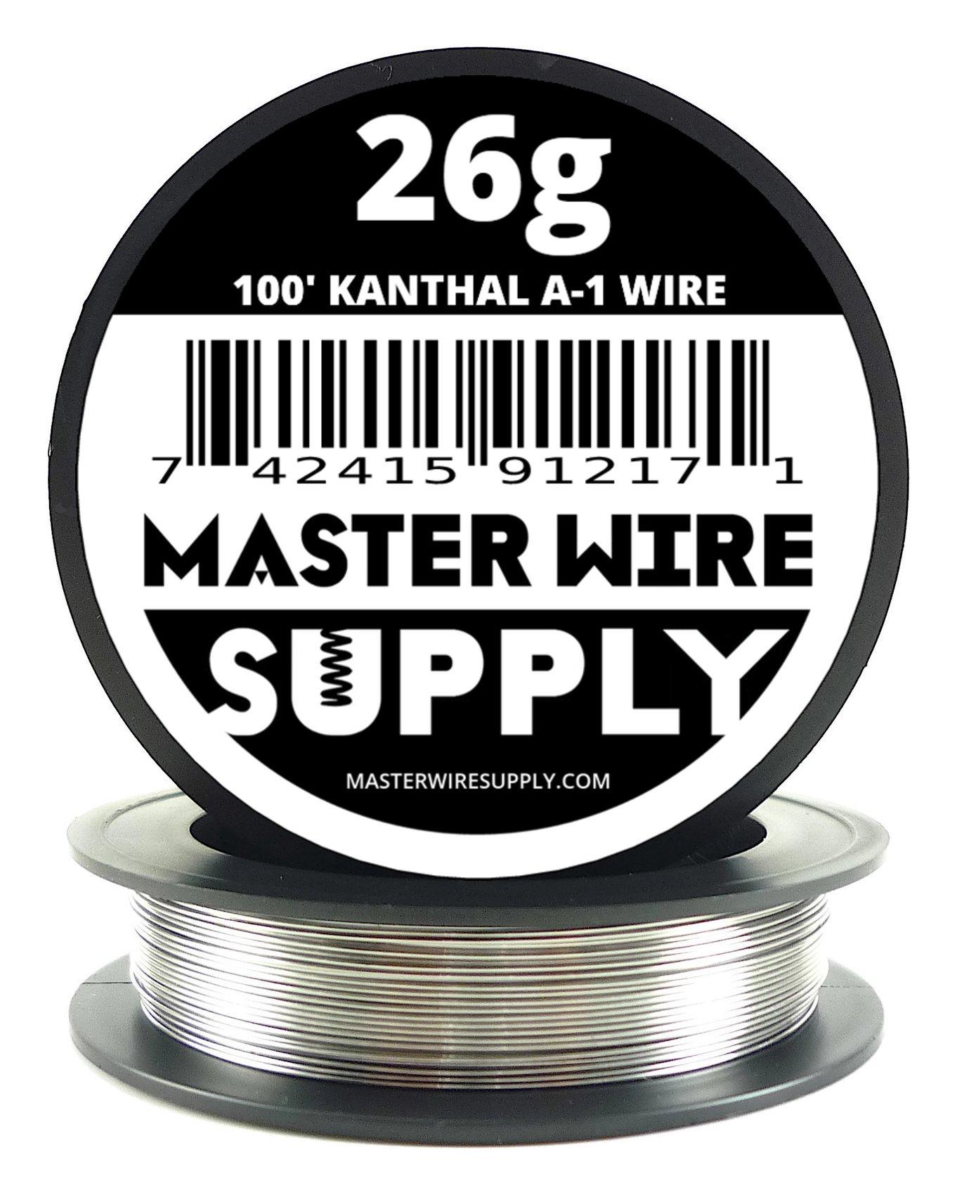 Kanthal A1 Gauge Resistance Wire