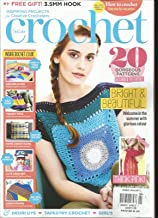 INSIDE CROCHET MAGAZINE, ISSUE 90 (SORRY, FREE GIFTS ARE MISSING, MAGAZINE ONLY