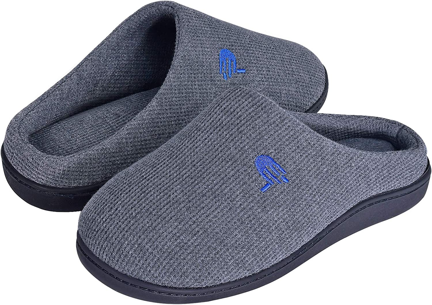 Mens Shipping included Slippers with Arch Support Men for Cozy House 40% OFF Cheap Sale So