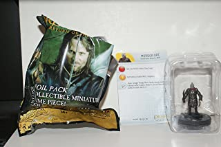 Heroclix Lord of the Rings: Return of the King set Mordor Orc #003 Common w/card