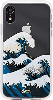 Sonix Tokyo Wave Case for iPhone XR [Military Drop Test Certified] Protective Clear Case for Apple iPhone XR