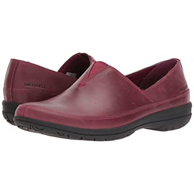 Merrell Encore Kassie Moc (Beet Red) Women