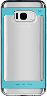 Ghostek Cloak Slim Fit Premium Case with Screen Protector Designed for Galaxy S8 - Teal
