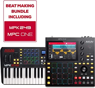 Akai Professional Beat Maker Bundle – MPC One Drum Machine