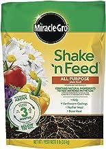 Miracle-Gro Shake 'N Feed All Purpose Plant Food, 8 lb.