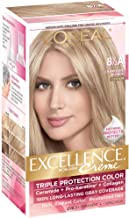 L'Oreal Paris Excellence Créme Permanent Hair Color, Champagne Blonde [8.5A] 1 ea ( Packs of 3)