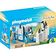 Playmobil Penguin Enclosure Building Set