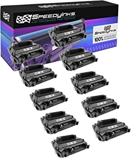Speedy Inks Compatible Toner Cartridge Replacement for HP 90A CE390A (Black, 10-Pack)