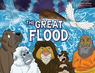 The Great Flood: The story of Noah's Ark (5) (Defenders of the Faith)
