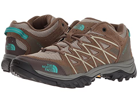 The North Face Women's Storm III Hiking Shoes - Brown and crockery Beige - 6 11nkL6j2