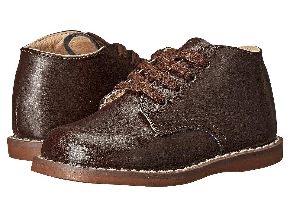 FootMates Todd 3 (Infant/Toddler) (Brown) Boy