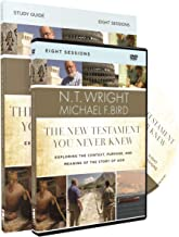 The New Testament You Never Knew Study Guide with DVD: Exploring the Context, Purpose, and Meaning of the Story of God