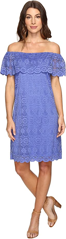 Christin Michaels - Erie Lace Dress