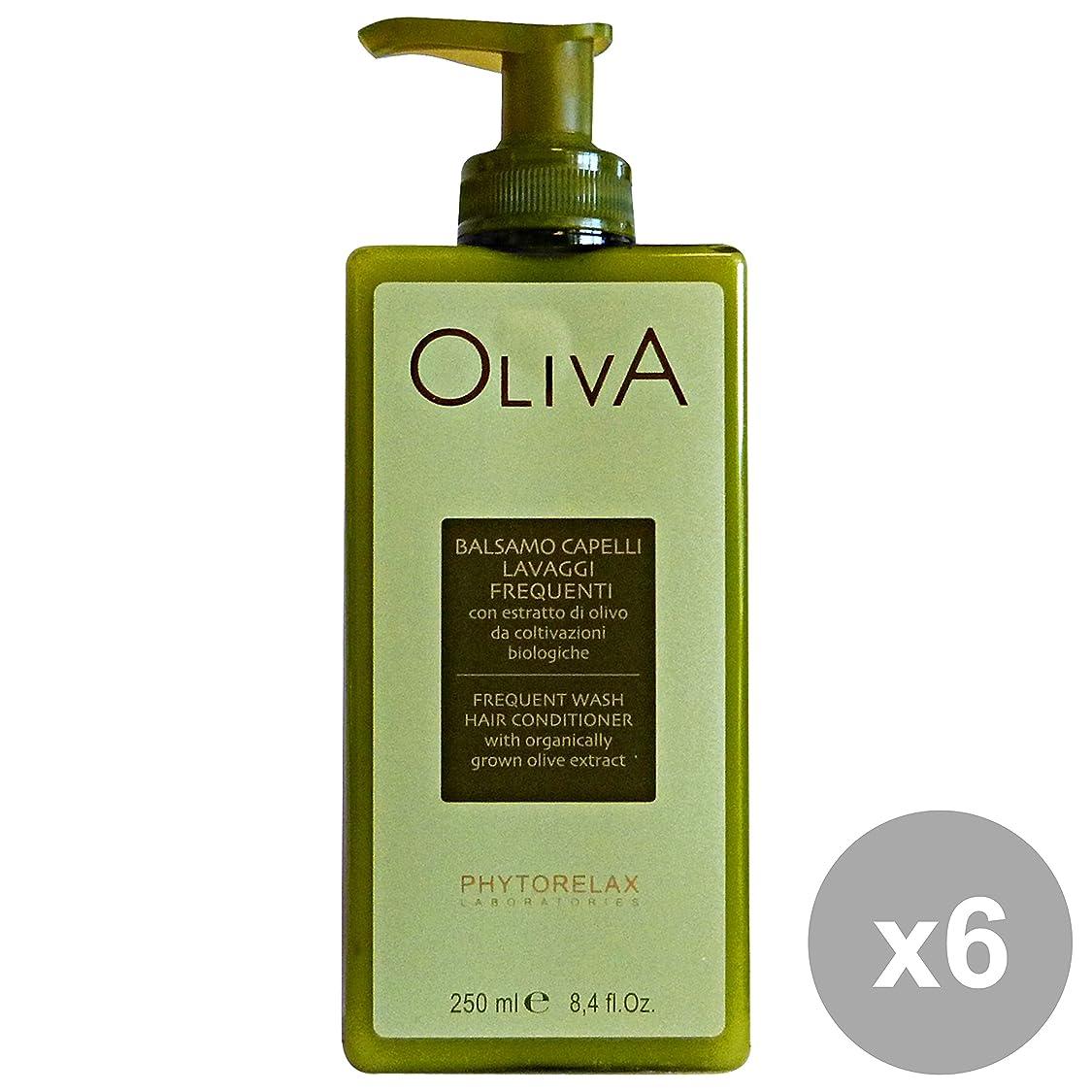 マート常習的著作権6ファイトレラックスオリーブバームウォッシュを洗う頻度250 ML。髪のための製品