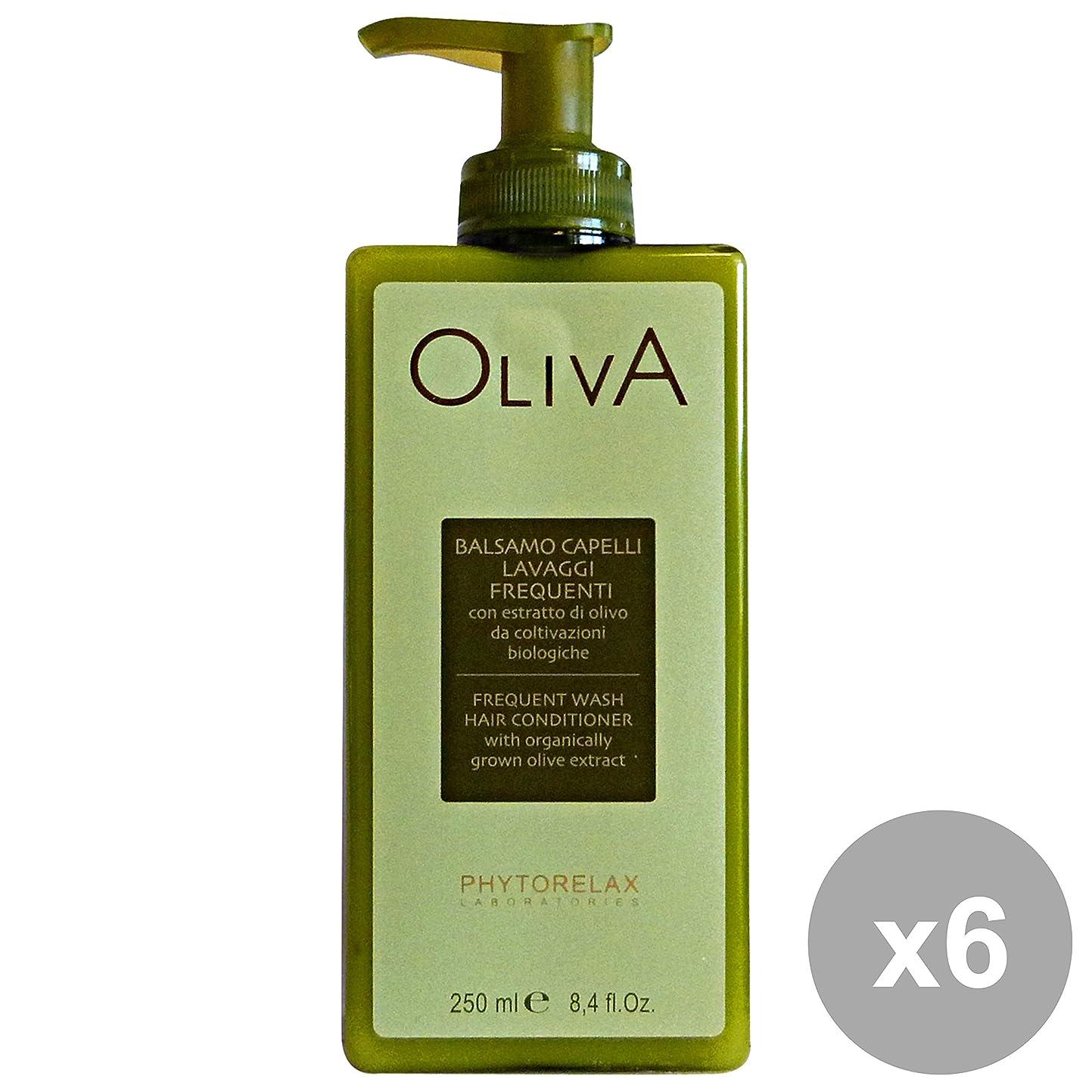 メディック目の前の致命的6ファイトレラックスオリーブバームウォッシュを洗う頻度250 ML。髪のための製品