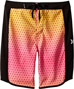 Hurley Kids Third Reef Boardshorts (Big Kids)