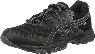 ASICS Men's Gel-Sonoma 3 G-TX Trail Running Shoes, Black