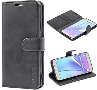 Best leather note 5 wallet case Reviews