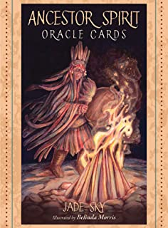 アンセスター スピリット オラクル Ancestor Spirit Oracle Cards オラクルカード 占い [正規品] 英語のみ