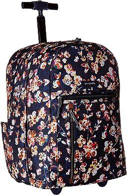 087603c73e04 Lighten Up Large Rolling Backpack. Like 13. Vera Bradley