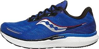 SAUCONY Triumph 19 Hardloopschoen voor op de weg voor Mannen Lichtblauw