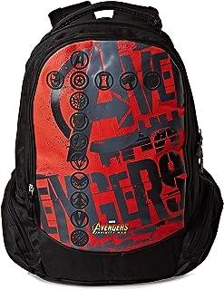 Avengers School Backpack for Boys, Red