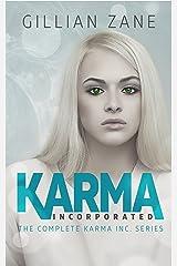 Karma Incorporated: The Complete Karma Inc. Series Kindle Edition