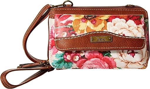 Floral/Saddle