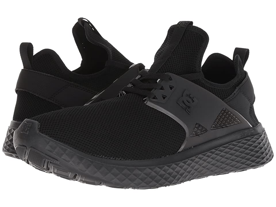 DC Meridian (Black/Black) Men