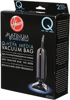 Hoover AH10000 Platinum Type-Q HEPA Vacuum Bag, 2 Count (Renewed)